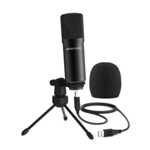 Kit Microfono Condenser Usb Profesional NEWVISION NW-730